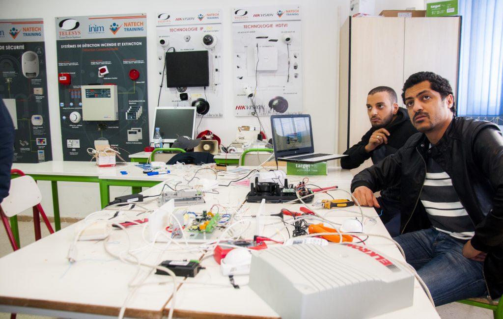 sécurité électronique (4),formation système d'alarme, vidéosurveillance, incendie,